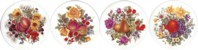 Fruit Bouquet set of 4 (150mm)