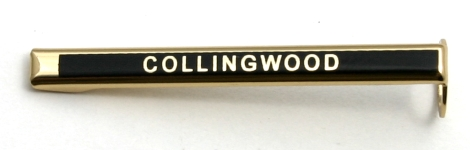 [PENCLCOLL] Pen Clip Engraved Collingwood