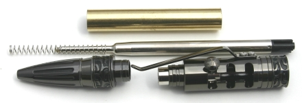 [PENSS5FRGM] Stick Shift Pen Kit Gun Metal