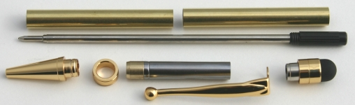 [PENSTYG] Stylus Pen Kit Gold Plated