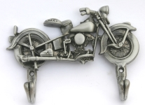 [PKHMB] Motor Bike Coat Key Hanger